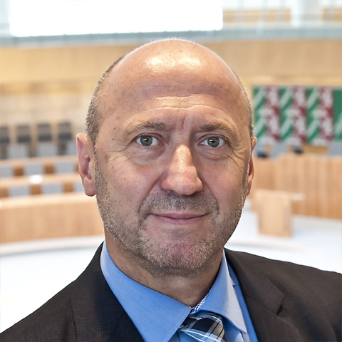 Rainer Thiel MdL (Moderation)