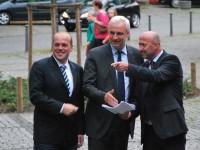 Klaus Krützen, Garrelt Duin & Rainer Thiel