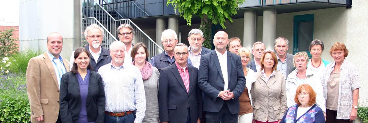 Die SPD-Kreistagsfraktion im Rhein-Kreis Neuss
