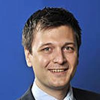 Boris Linden, Prokurist der IRR